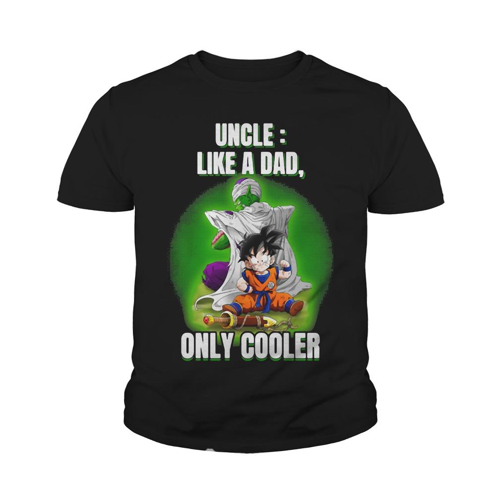 Gohan's real Dad shirt