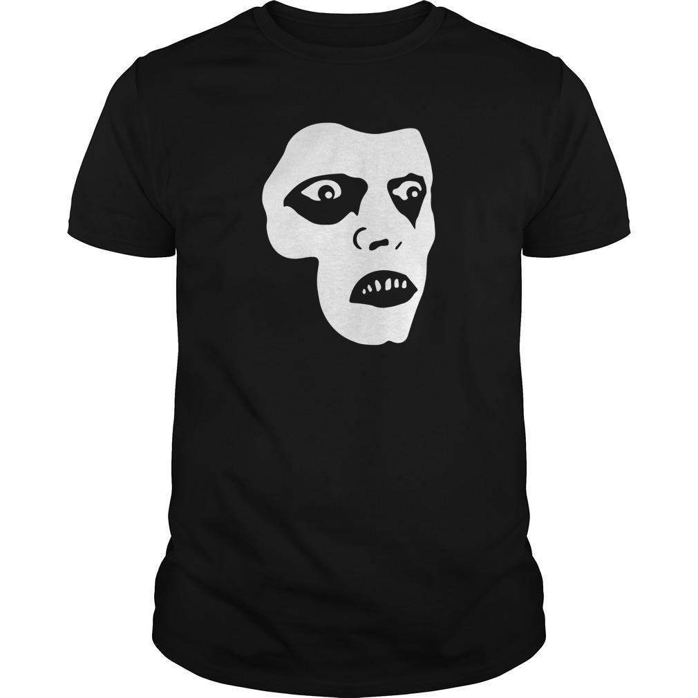 The Exorcist Captain Howdy Pazuzu shirt