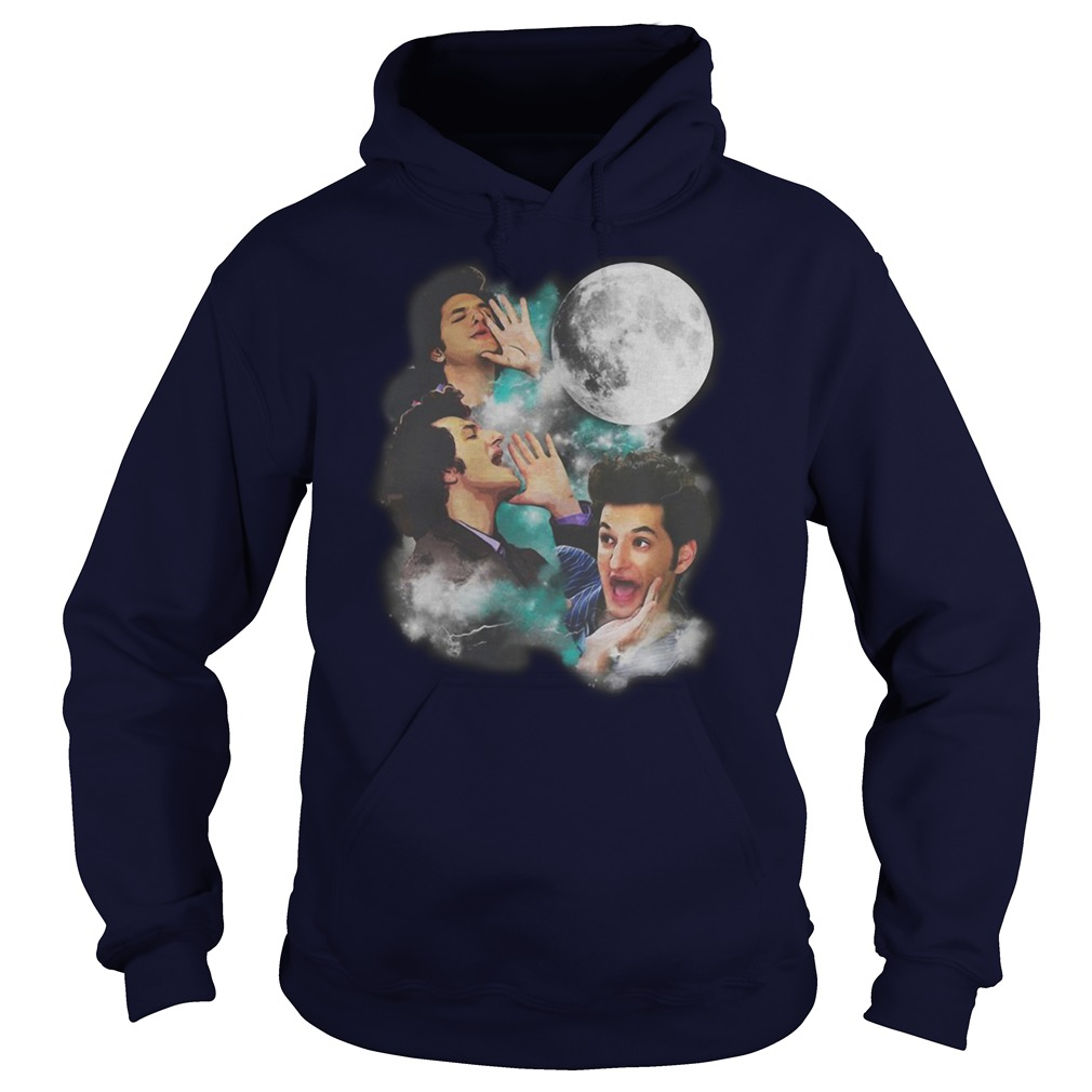 The woooorst Jean Ralphio three moon shirt