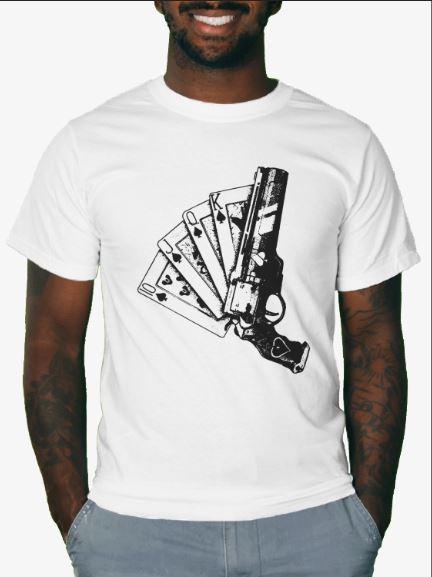 Cayde-6's death shirt