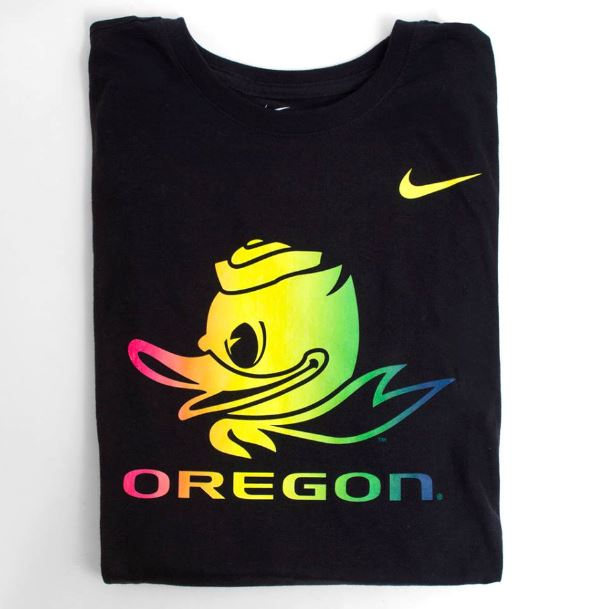 Donald Duck Oregon shirt