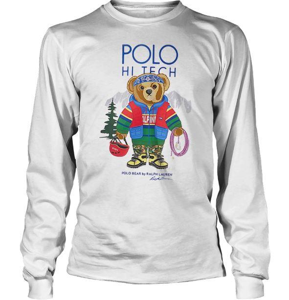 Polo Hi Tech Teddy Bear shirt