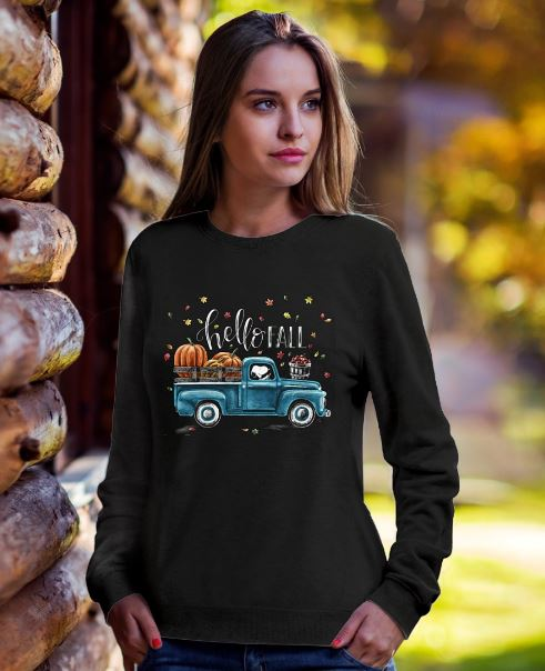 Snoopy hello Fall Halloween shirt