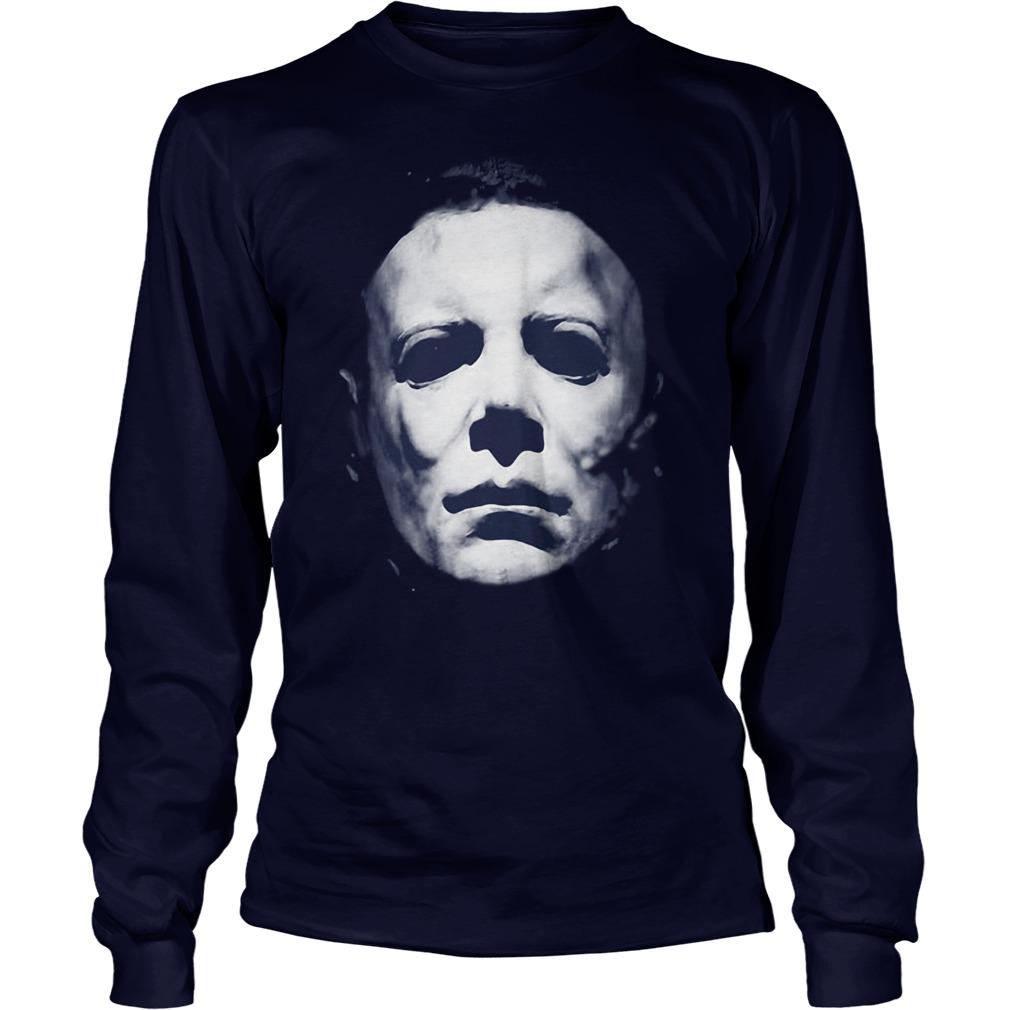 Michael Myers face shirt