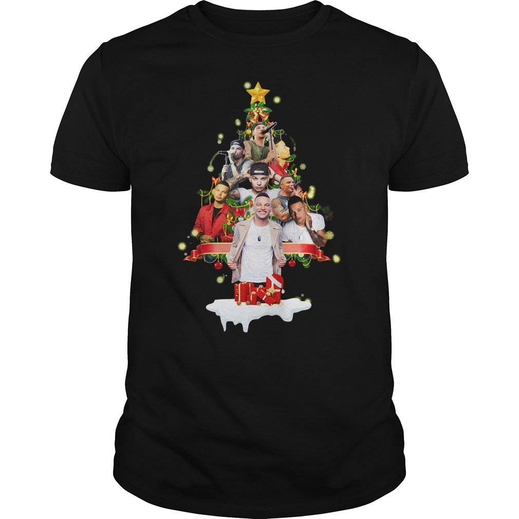 Kane Brown Christmas tree shirt