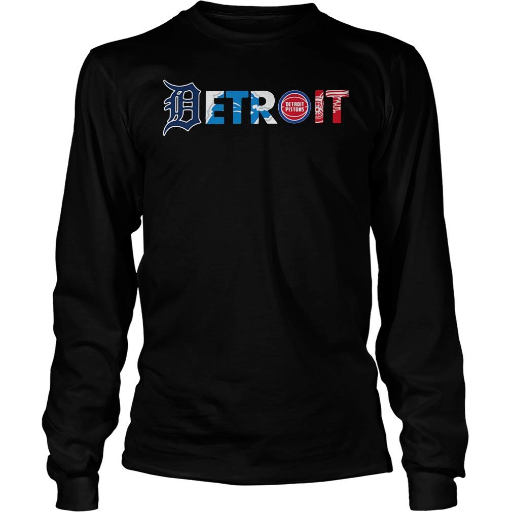 Matt Stafford Detroit Pistons game shirt