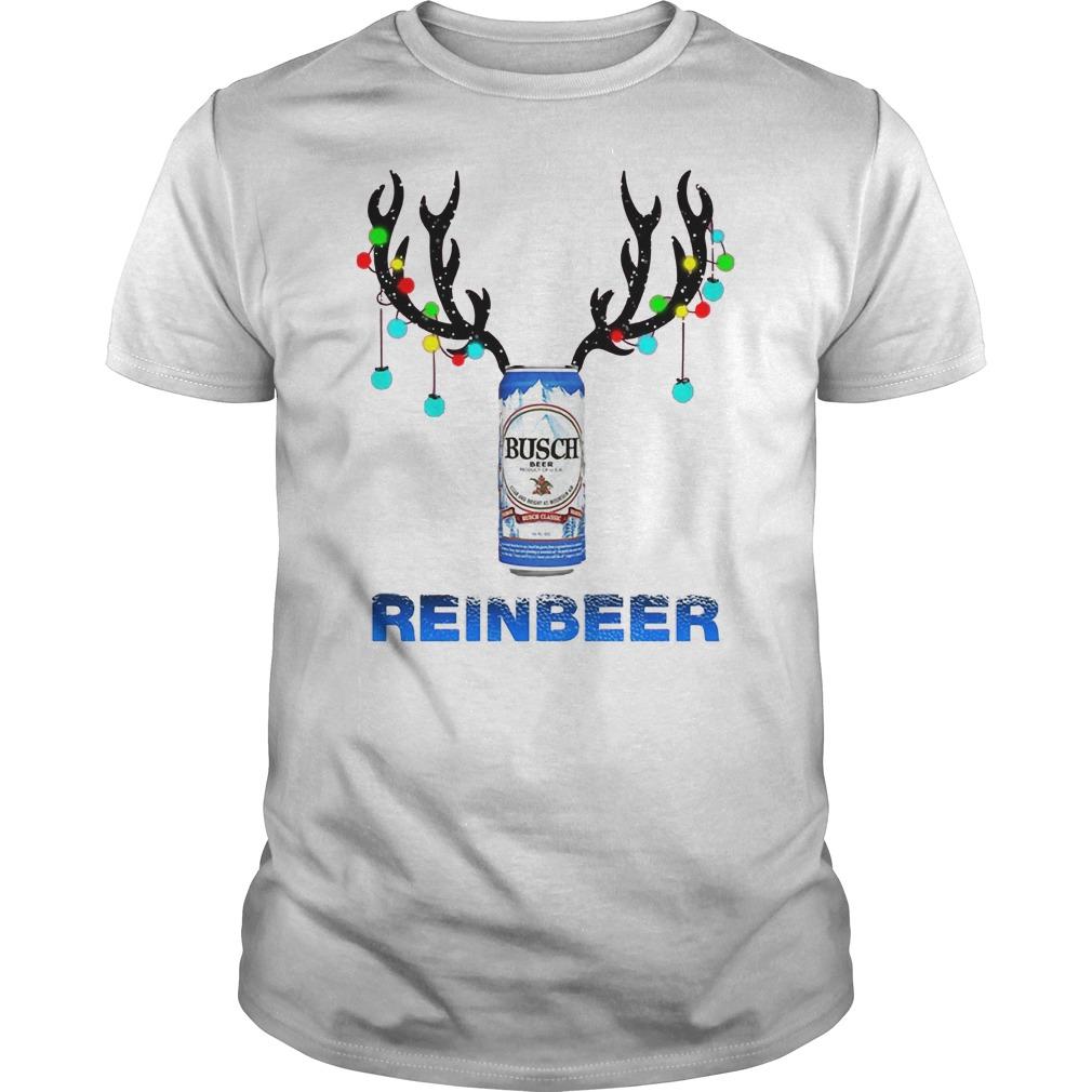 Official Busch Reinbeer Christmas shirt