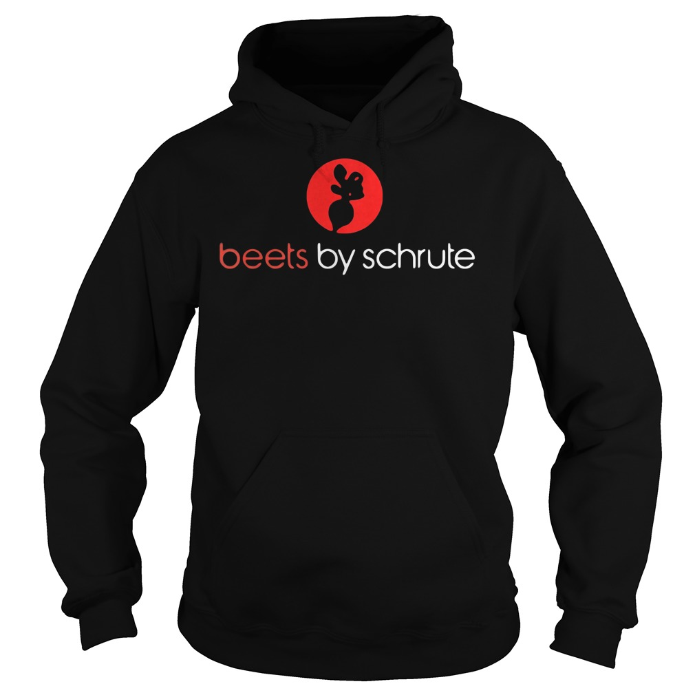Beets by Schrute offical logo shirt