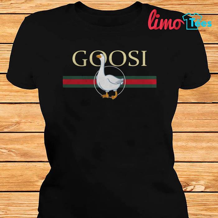 Duck Goose Gucci ladies t-shirt