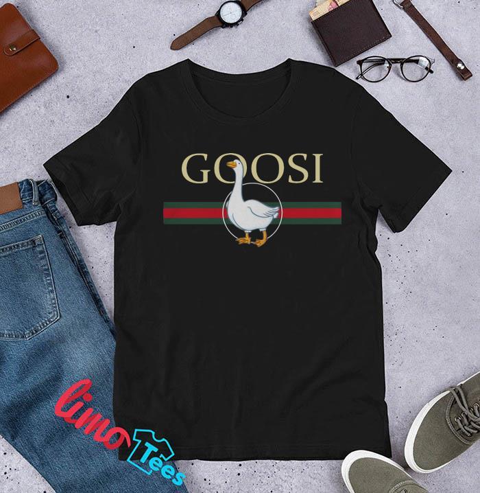 Duck Goose Gucci t-shirt