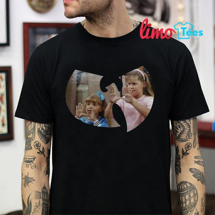 Eclectic taste Wu Tang t-shirt