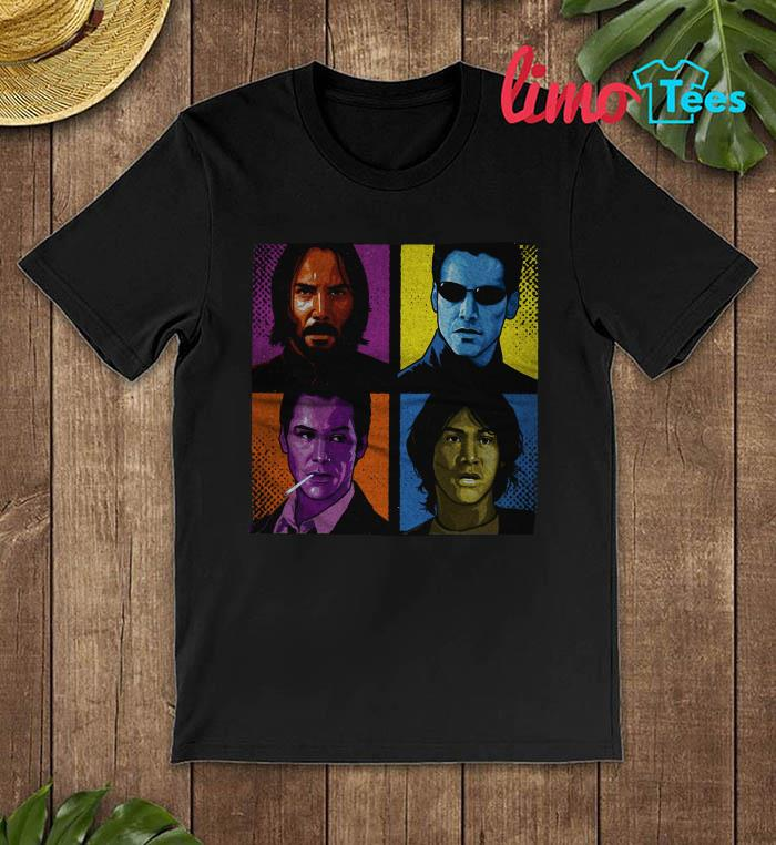 John Wick Bill and Ted t-shirt
