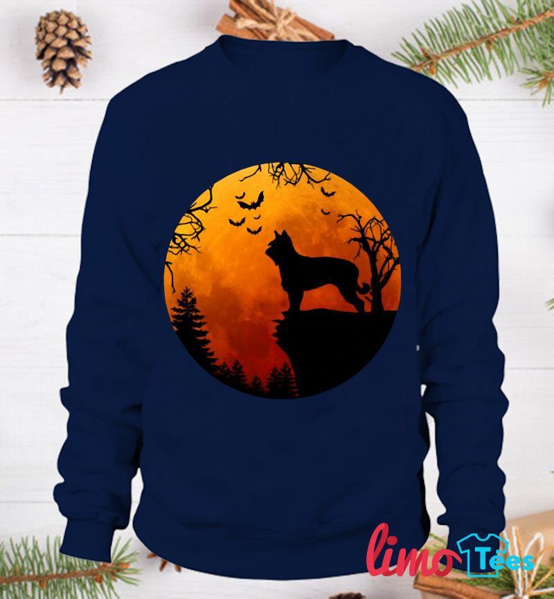 Berger Picard Love Darkness blood moon t-s sweatshirt