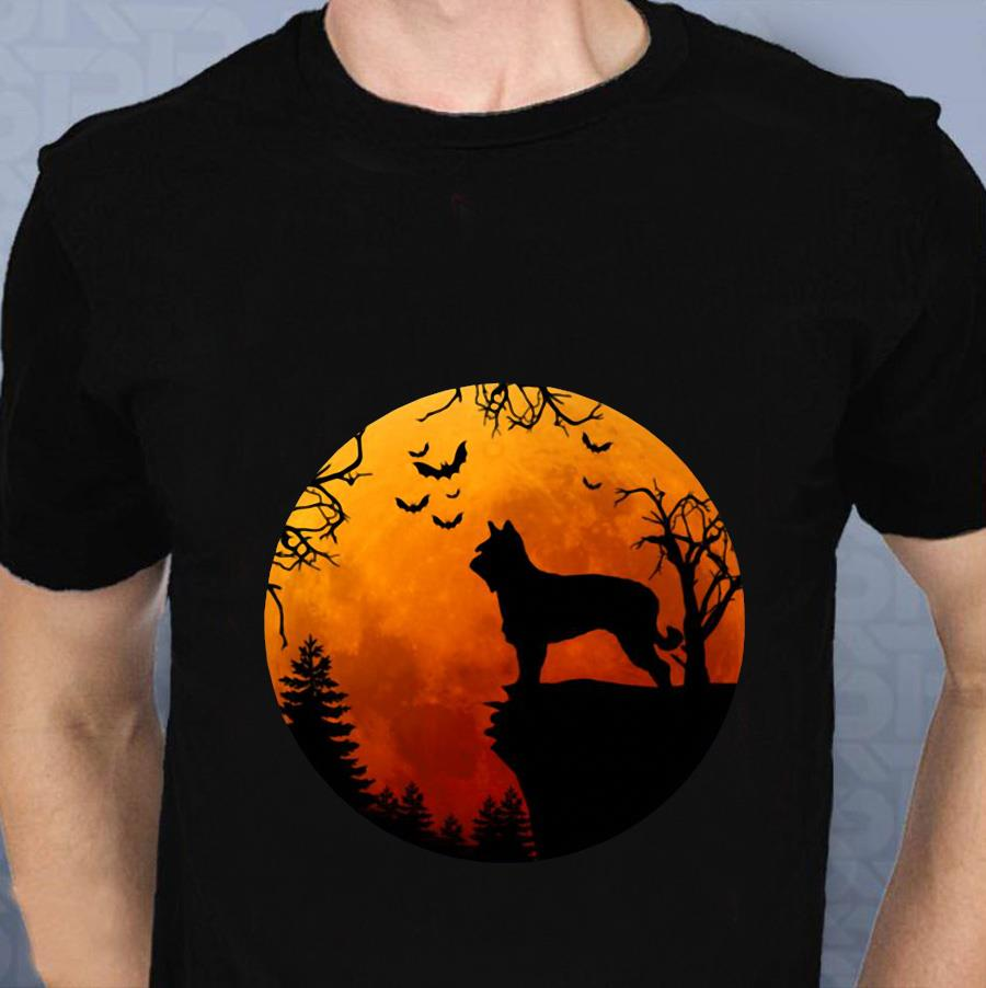 Berger Picard Love Darkness blood moon t-shirt