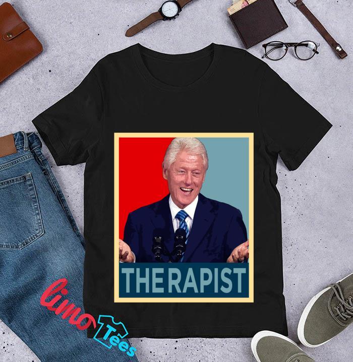 Bill Clinton therapist t-s unisex