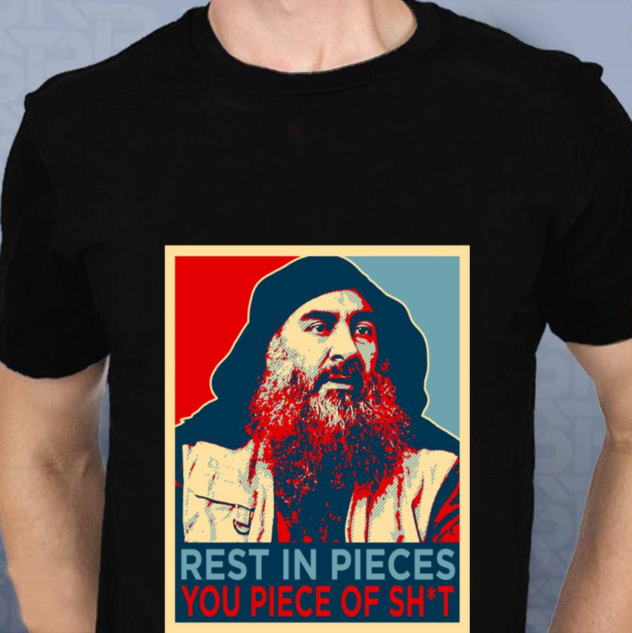 ISIS Leader RIP you t-s t-shirt