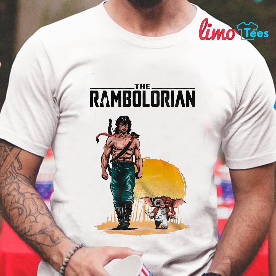 The Rambolorian Baby Yoda t-shirt