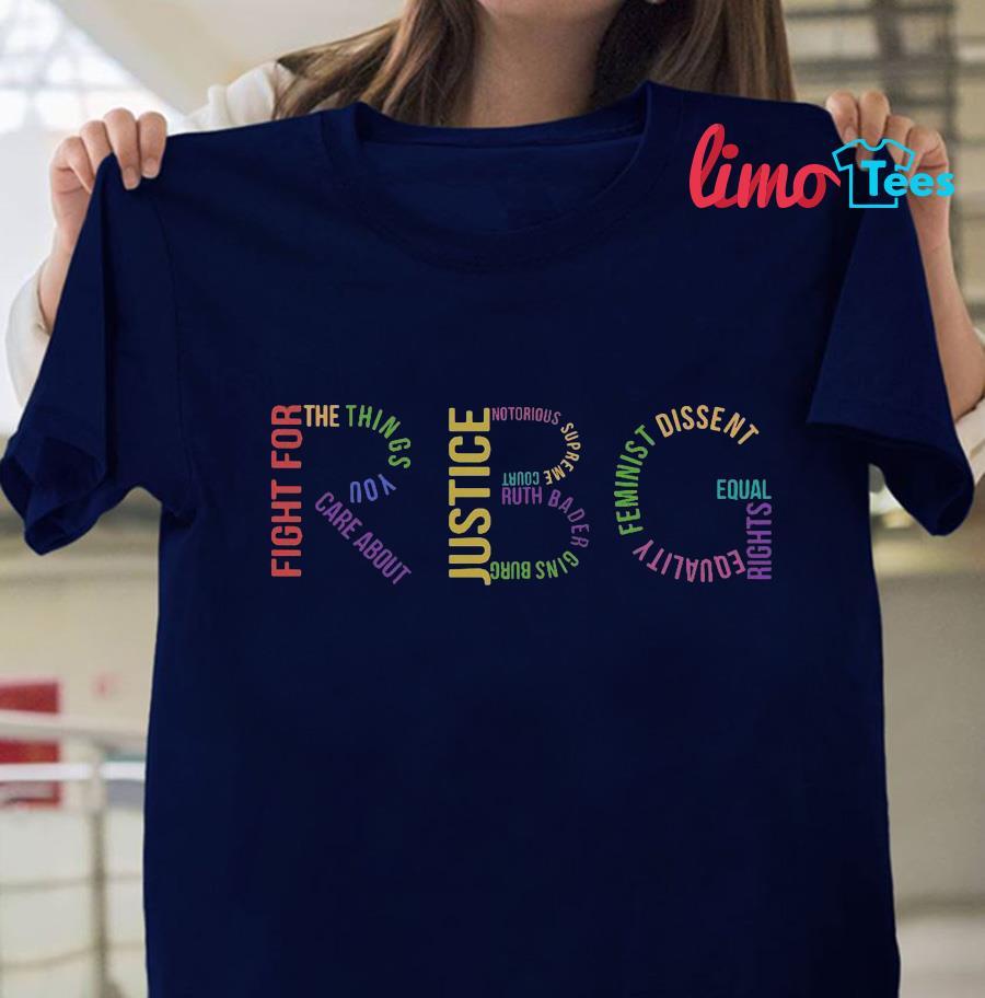 Lgbt Notorious RBG Ruth Bader Ginsburg t-shirt